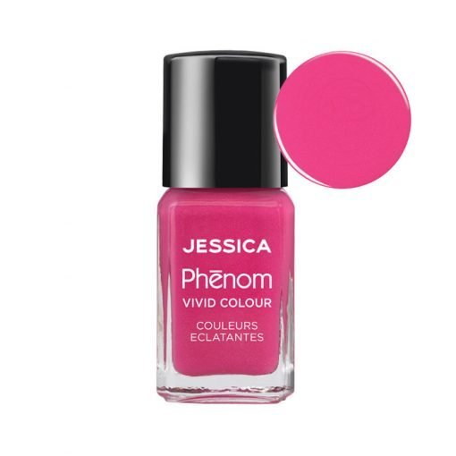 020 Jessica Phenom Barbie Pink