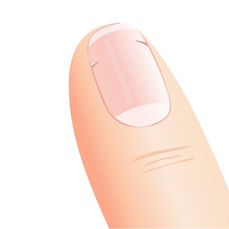 For nails that break easily, use Jessica Life Jacket Basecoat