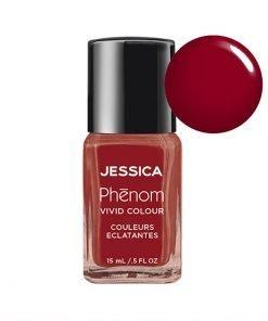 076 Jessica Phenom Fa La La La Red